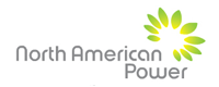 North American Power logo.