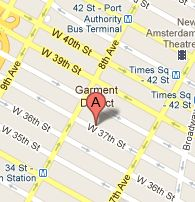 Location of ACF-USA headquarters office in New York, NY>