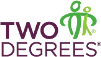 Two Degrees Logo