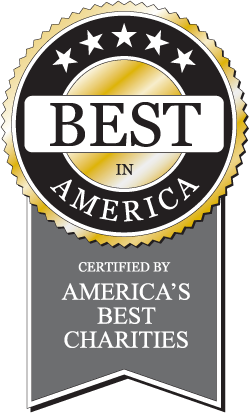 Best In America Charity Seal