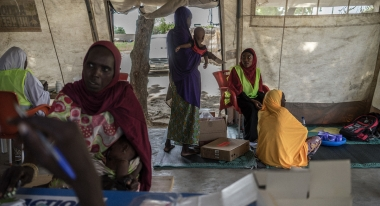 Photo: Guy Calaf for Action Against Hunger, Monguno, Borno State, Nigeria