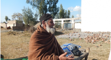 Bacha Gul is a member of a village Disaster Management Committee in Pakistan. His story was shared at the Third UN World Conference on Disaster Risk Reduction.