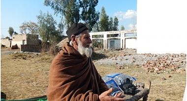 Bacha Gul is a member of a village Disaster Management Committee in Pakistan. His story will be shared this week at the Third UN World Conference on Disaster Risk Reduction.