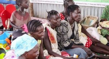 South Sudanese refugees in Gambella. Photo: Action Against Hunger, Ethiopia