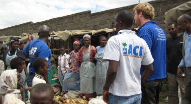 ACF's cash-transfer programs