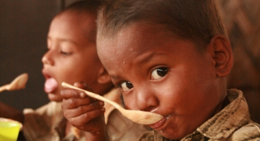 ACF provides nutritional support for vulnerable communities in Bangladesh. Photo