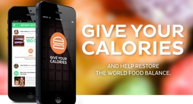 Give Your Calories