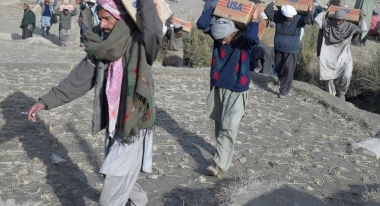 USAID provides vital funding for Action Against Hunger's programs to eliminate hunger and save lives in humanitarian emergencies, such as the devastating 2005 earthquake in Pakistan, which killed an estimated 86,000 people and left 3.5 million homeless.