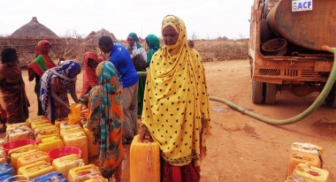 In the coming weeks, Action Against Hunger aims to deliver lifesaving assistance to 200,000 people devastated by the drought in Somalia.