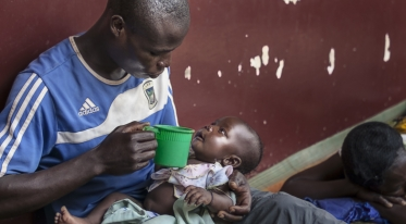 Photo: Samuel Hauenstein Swan for Action Against Hunger, Central African Republic