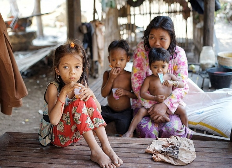 Photo: Preah Vihear Province, Cambodia, Action Against Hunger