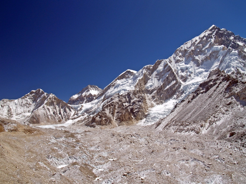 Everest Base Camp. CC Image courtesy of stevehicks on Flickr
