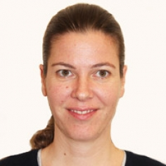 Cécile Basquin, Nutrition Advisor