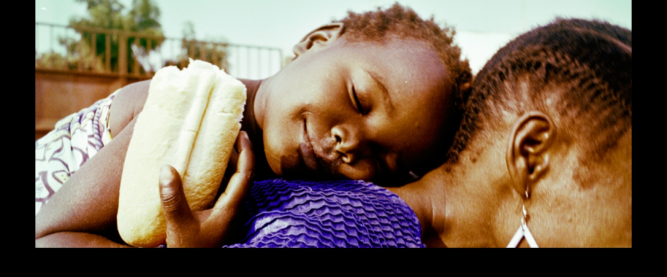 Mother and Child in Angola