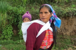 Since last December, 15% of the families living in the rural areas of the Guatemalan Dry Corridor entered a state of severe food insecurity. Credit: Action Against Hunger