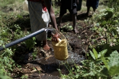 Photo: Guy Calaf for Action Against Hunger, South Kivu Province, Democratic Republic of Congo