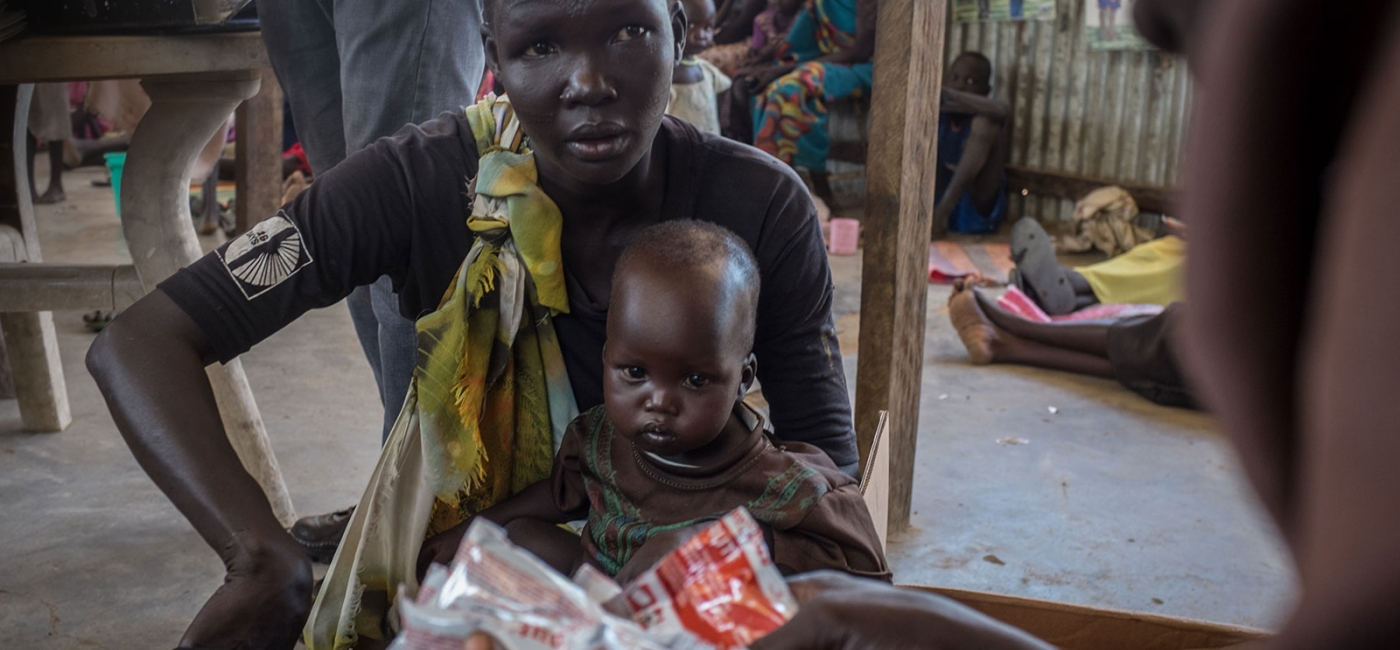Photo: Lys Arango for Action Against Hunger, South Sudan