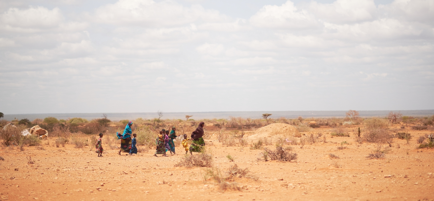 Severe drought in the Horn and East Africa is displacing communities and driving hunger that threatens to worsen in the coming months.