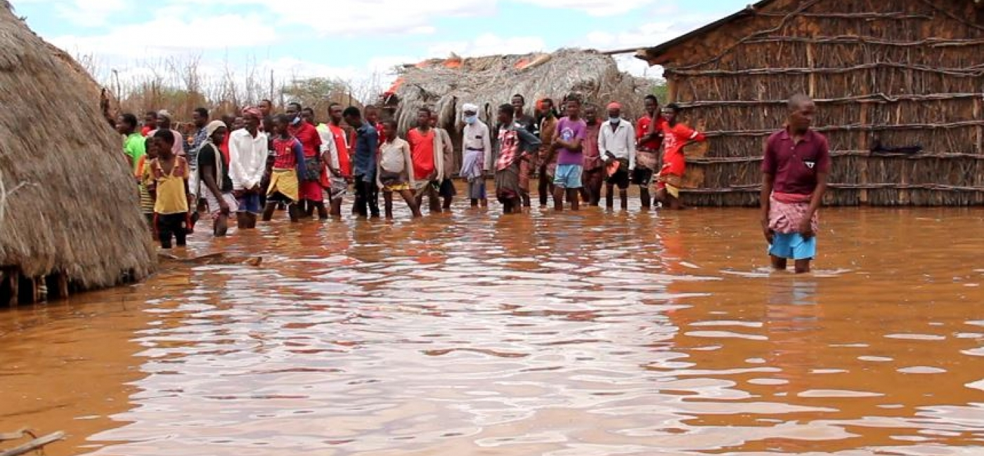 In April and May, deadly flooding hit communities across Kenya, displacing thousands of families.