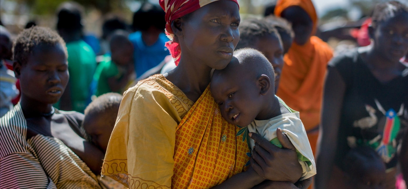 In South Sudan, increased inter-communal violence has contributed to nearly 6.5 million people, or over half of the country's population, facing dire levels of food insecurity.