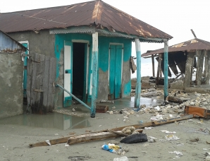 Haiti is still struggling to recover from Hurricane Matthew in 2016 and a severe food crisis. Photo: Action Against Hunger, Haiti, 2016