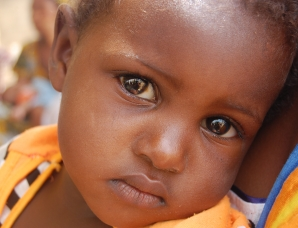 A million children in the Sahel need our help.